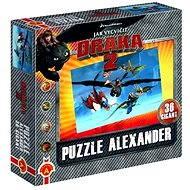 Jak vycvičit draka 2 - Zima, zima! Gigant - Puzzle