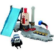 Letadla - Požární trénink Benzínová pumpa - Herní set