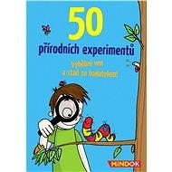 50 přírodních experimentů - Společenská hra
