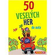 50 veselých her do auta - Společenská hra