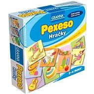 Pexeso - Hračky