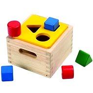 Třídění tvarů - Didaktická hračka