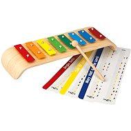 Melodický xylofon