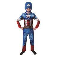 Avengers: Age of Ultron - Captain America Classic vel. M - Dětský kostým
