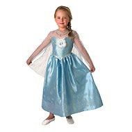 Šaty na karneval Ledové království - Elsa Deluxe vel. S - Dětský kostým