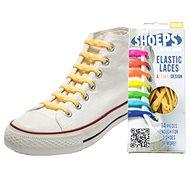Shoeps - Silikonové tkaničky yellow sunny - Sada tkaniček