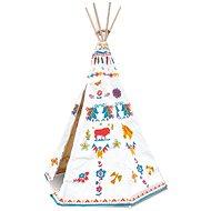 Dětské indiánské Teepee - Dětský stan