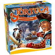 Tortuga - Společenská hra