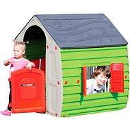 Domeček Magical s šedou střechou - Dětský domeček