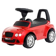 Bentley Continental GT Speed - Red - Balance Bike/Ride-on