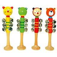 Bino Rolničky s 9 zvonky - Hudební hračka