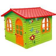 Zahradní domek s okny a dveřmi - Dětský domeček