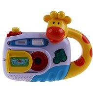 Foťáček se světelnými a zvukovými efekty - Didaktická hračka