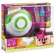 Style me up - Nehtové studio I. - Zkrášlovací sada