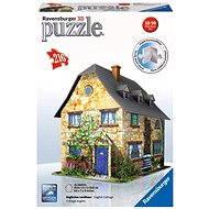 Ravensburger Anglická chata 3D - Puzzle