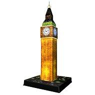 Ravensburger 3D 125883 Big Ben (Noční edice)