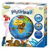Ravensburger 3D 121267 Glóbus - 3D puzzle