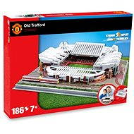 3D Puzzle Nanostad UK - Old Trafford fotbalový stadion Manchester United - Puzzle