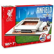 3D Puzzle Nanostad UK - Anfield fotbalový stadion Liverpool - Puzzle