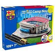 3D Puzzle Nanostad Spain - Camp Nou fotbalový stadion Barcelona - Puzzle