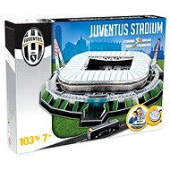 3D Puzzle Nanostad Italy - Juve Stadium fotbalový stadion Juventus - Puzzle