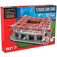3D Puzzle Nanostad Italy - San Siro fotbalový stadion Milan's packaging - Puzzle