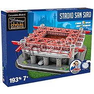 3D Puzzle Nanostad Italy - San Siro fotbalový stadion Inter's packaging - Puzzle
