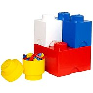 LEGO Úložné boxy - Multipack 4 ks - Úložný box