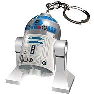 Svítící klíčenka LEGO Star Wars - R2D2
