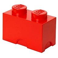 LEGO Úložný box 125 x 250 x 180 mm - červený