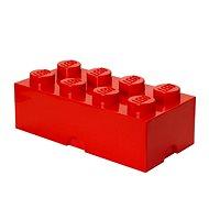 LEGO Úložný box 250 x 500 x 180 mm - červený - Úložný box
