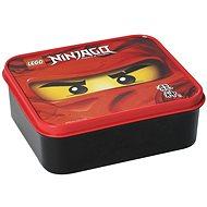 LEGO Ninjago Box na svačinu - červený - Svačinový box
