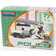 Cheva 17 - Policejní hlídka - Stavebnice