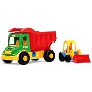 Wader - Multi Truck s nakladačem - Auto