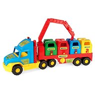 Wader - Super Truck Popeláři - Auto