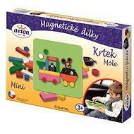 Detoa Krteček - Magnetické puzzle - Puzzle