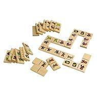 Krteček - Dřevěné domino - Domino