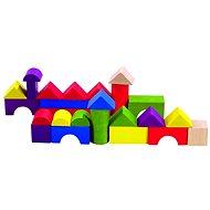 Detoa barevná stavebnice - Stavebnice