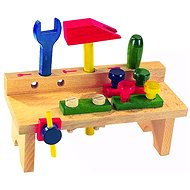 Table with tools - Game set