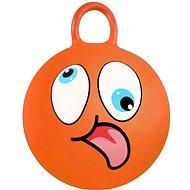 Skákací míč - oranžový - Dětské hopsadlo