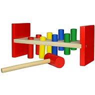 Zatloukačka - Didaktická hračka