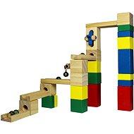 Dřevěná kuličková dráha - Kuličková dráha