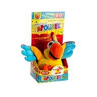 Rapper - DJ Mluvící papoušek - Interaktivní hračka