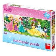 Dino Pricezny na promenádě - Puzzle