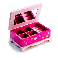 Jewellery Box - Mirror Cabinet - Game Set