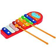 Xylofon 26 cm - Hudební hračka
