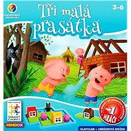 Smart - Three Little Pigs - Board Game