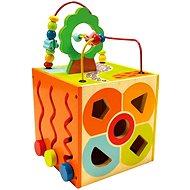 Bino Motorická kostka - Interaktivní hračka