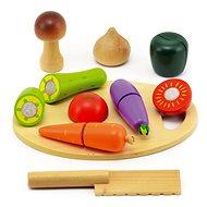 Zelenina krájecí s prkénkem - Herní set