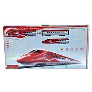 Vlak Bullet Train s doplňky - Vláček
